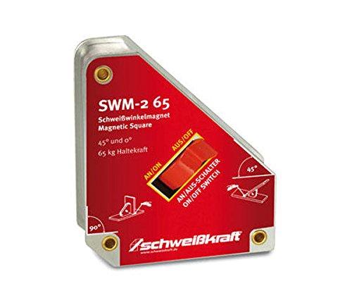 Preisvergleich Produktbild schweißskraft SWM-2 65 Schweißwinkelmagnet, 1790031.0