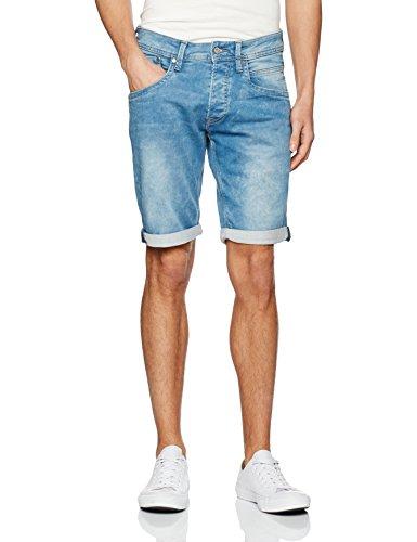 Pepe Jeans Herren Track Short Blau (Denim), 36 -