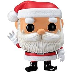 Rudolph, el reno de la nariz roja POP! Vinyl Figura Santa Claus 9 cm
