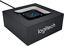 Logitech Bluetooth Audio Adapter/Receiver , schwarz