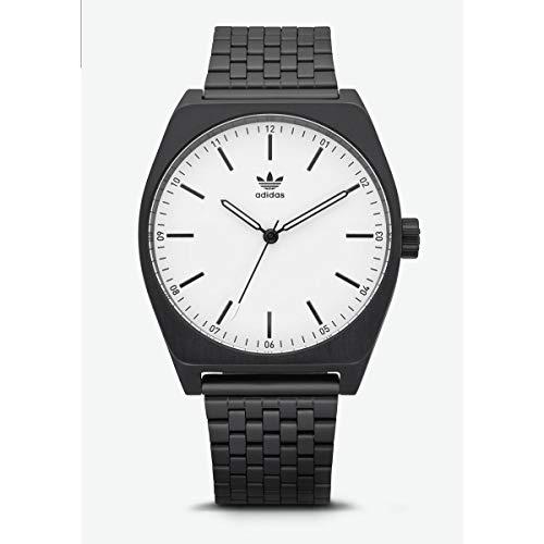 Adidas Hommes Analogique Quartz Montre avec Bracelet en Acier Inoxydable Z02-005-00