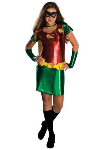 Robin-Kostüm für Teenager Teen Titans Go! (Teen Robin Kostüme)