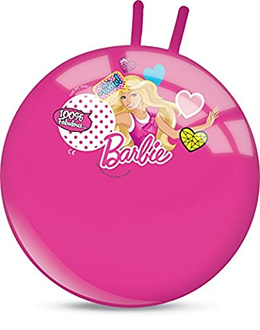 Mondo - 6632 - Jeu de Plein Air - Ballon Sauteur Barbie