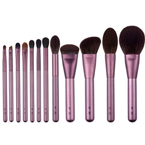 WUNH Make-up Pinsel Set Kosmetik Für Augen Make-up - Lidschatten Pinsel Set - Erweitertes Make-up Pinsel Set - Tolle Geschenkideen -