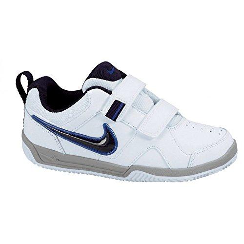 Nike - Chaussures Lykin 11 Velcro Baby-22.5-Blanc