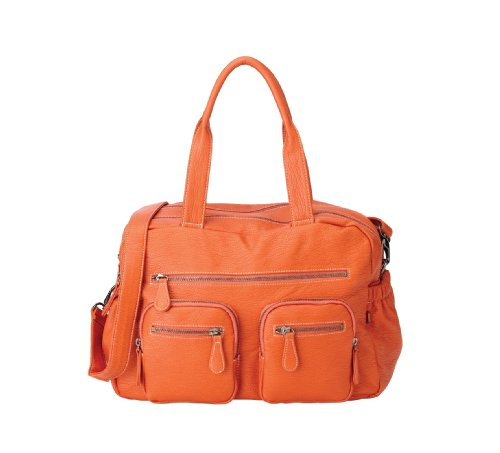 oioi-faux-buffalo-carry-all-tangarine
