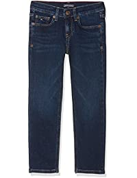 Tommy Hilfiger Clyde Straight Nyds, Jeans para Niños