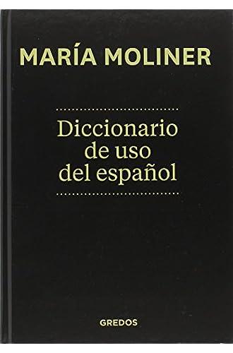 Diccionario de uso del español: Nueva Edición Actualizada