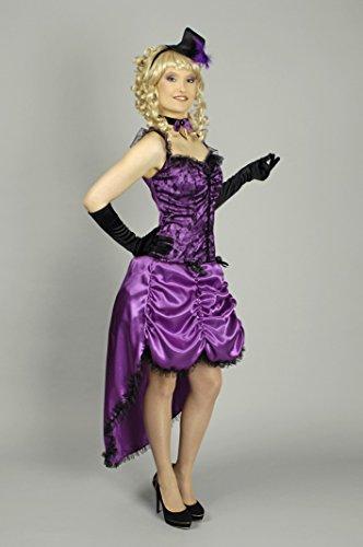 Western Kostüm Saloon Girl Gr. 40 42