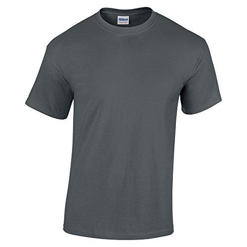 Gildan Heavy Cotton TM Adult T-Shirt S,Charcoal -