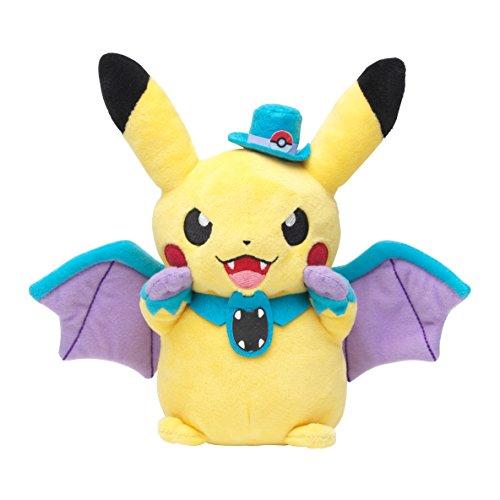 (Pokemon Center Original Stofftiere verkleideter Pikachu-Gorubatto Halloween Parade 2015)