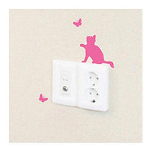 1-planche-stickers-muraux-amovibles-en-motif-de-chat-mignon-et-papillon-decal-bricolage-pour-interru