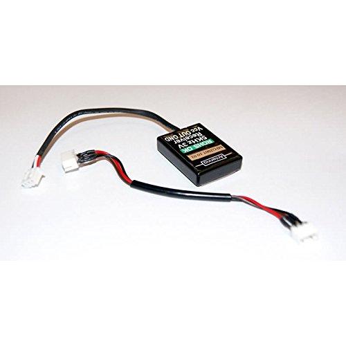 FluidRower fréquence cardiaque, récepteur pour rameur PaCIFIC &VIKING (sans ceinture)