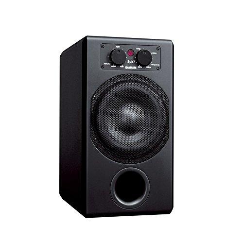 Adam Audio Sub7–Subwoofer (Aktiv, 32–150Hz, 50–150Hz, Schwarz)
