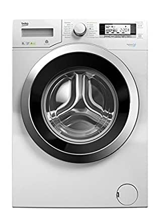 Beko WMY 81443 PTLMB1 freestanding Front-load 8kg 1400RPM A+++-10% White washing machine - Washing Machines (Freestanding, Front-load, White, LCD, Chrome, Stainless steel)
