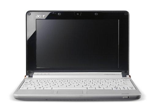 Acer Aspire One 150 Zg5 Netbook (8.9Zoll, 1GB RAM, 160GB HDD) - weiß