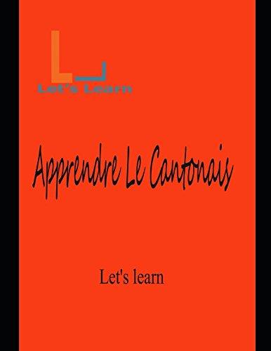 Let's Learn - Apprendre Le Cantonais par Let's Learn