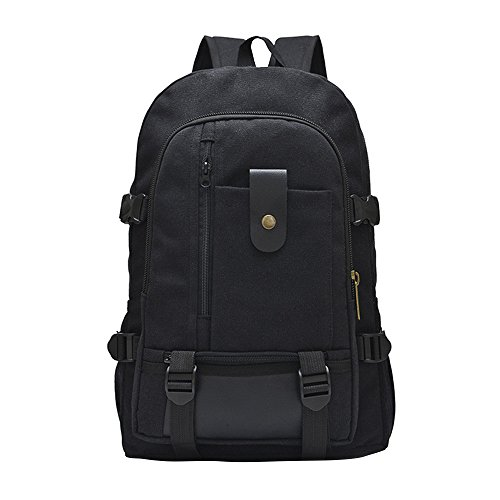 LUCKDE Studenten Rucksack Wanderrucksack 20-35L Laptoptasche Backpack Herren Groß Sportrucksack Tourenrucksack Travel Bag