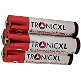 eurosell batteria AAA 700mAh ricaricabili ricambio per cordless ZB batteria Siemens Gigaset cordless A380A385a38h A580A585a58h A150A155A15A340A345A34AS280AS285as28h S450