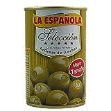 Olive verdi ripiene di pasta d'acciughe