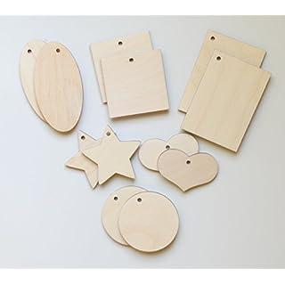 Antex r960p0b05,1cm Brandmalerei Holz blanko