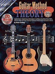 Progressive Guitar Method Theory (with CD) (Guitar Progressive Method)