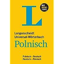 Langenscheidt Universal-Wörterbuch Polnisch: Polnisch-Deutsch/Deutsch-Polnisch (Langenscheidt Universal-Wörterbücher)