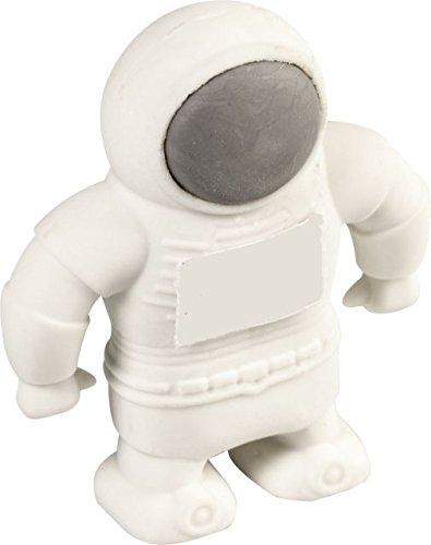 Radiergummi Astronaut in weiß von Brunnen Fun Collection Radierer Weltraum
