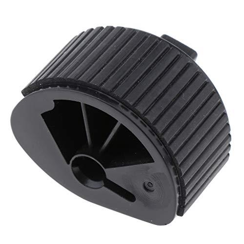 perfk Ersatzteil Einzugsrolle Paper Pick up Roller Blatteinzug-Roller für HP Laserjet 4 Drucker, Ersatzteil für RB1-2650-000 -