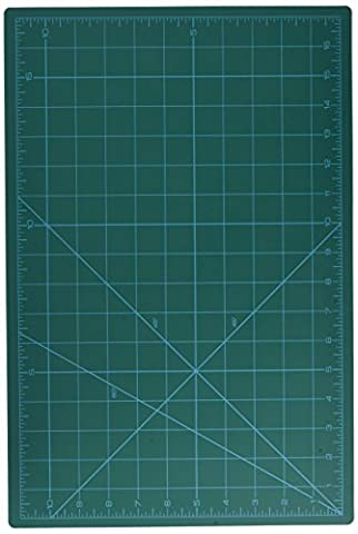 DAFA Tapis de découpe rotative Vert A1 46 x 30,5cm