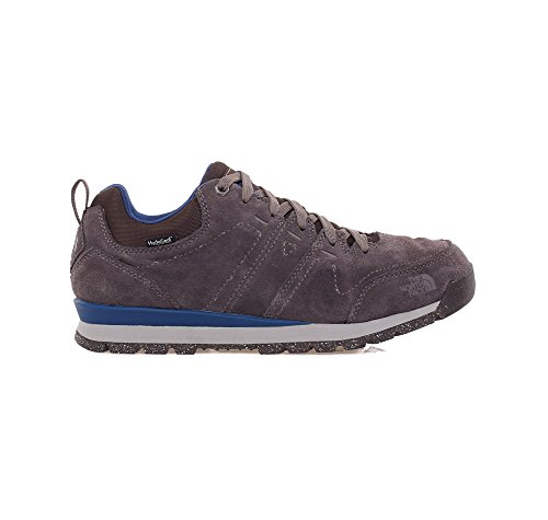 The North Face M Back-To-Berkeley Redux Sneaker, Scarpe da Ginnastica Uomo Grigio (Grigio)