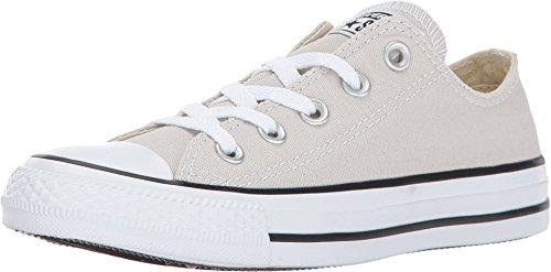 Converse - Zapatillas para Mujer Gris Pale Putty