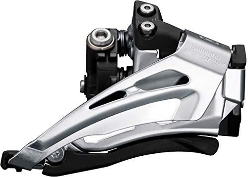 SHIMANO Deore MTB FD-M6025 Umwerfer 2x10-fach Top Swing Schelle tief schwarz 2019 Mountainbike -