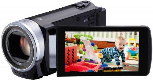 Jvc gz-ex215beu videocamera palmare 1.5mp cmos full hd nero videocamera