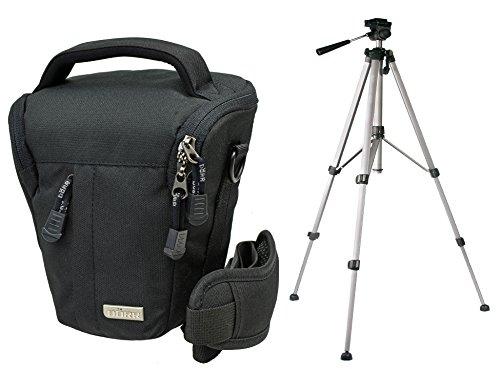 Kamera Foto Tasche Colt Stone XL mit Reise Stativ und Stativ Tasche
