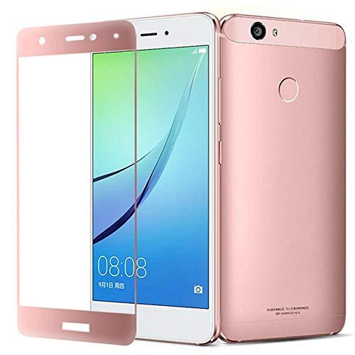 Momoxi Phone Accessory Huawei Handyhülle Handy-Zubehör Volle Abdeckung aus gehärtetem Glas für Huawei nova 5Inch lite hülle