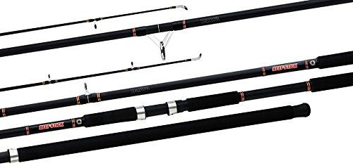 Rod-surf-angeln (DAIWA bfsf802mrs Beefstick Surf Spinnrute, Geschenkpapierrolle 244cm, 1/2–4–Unze, 2-teilig)