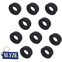 xlyze Filtro de aire para Ryobi 180350791–180350B 791–180350b GBV28de soplado 780re 790R Trimmers Walbro 125–48
