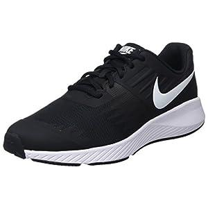 Nike Jungen Star Runner (Gs) Traillaufschuhe Schwarz EU