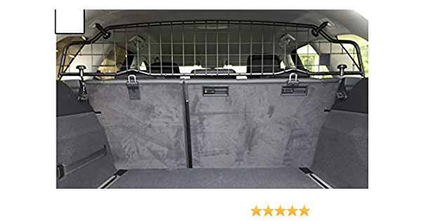Kleinmetall Masterline Für Audi A6 Avant Typ 4g C7 Passgenaues Trenngitter Hundegitter Gepäckgitter Haustier