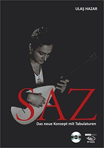 SAZ: Das neue Konzept mit Tabulaturen, inkl. CD