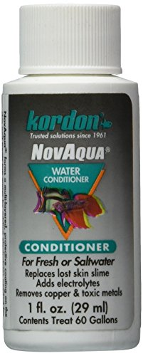 Artikelbild: Kordon NovAqua Instant Water Conditioner & Dechlorinator Fresh Saltwater 1oz