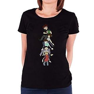 Kcalmup Damen ACHI Damen T Shirts
