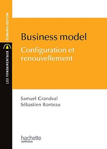 Business model - Configuration et renouvellement