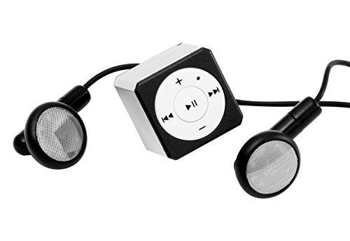 MusicMan Mini Style MP3 Player TX-52 Silber