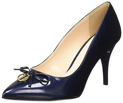 Trussardi Jeans Damen 79a00061-9y099999 Pumps Blau (Blu Navy)