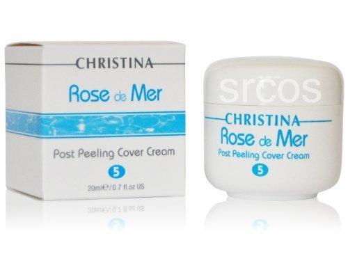 Christina Rose De Mer Post Peeling Cover Cream 20ml SHIP WORLDWIDE BY CIRCLE SHOP by Christina