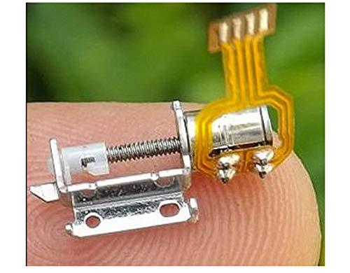 Micro motor paso a paso 2 fases 4 cables tornillo Step Motor Drive screw