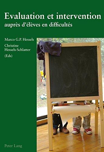 Evaluation Et Intervention: Auprès D'élèves En Difficultés par (Broché - Dec 11, 2012)