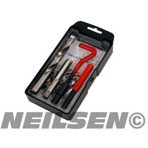 Kit De Reparación De Roscas 15pc M14x1.5x12.4mm 1 Paquete / S